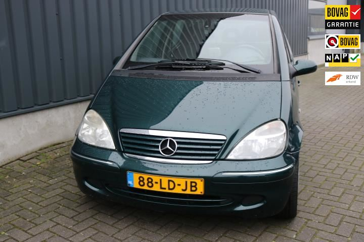 Mercedes-Benz A-klasse occasion - VDV Automotive BV