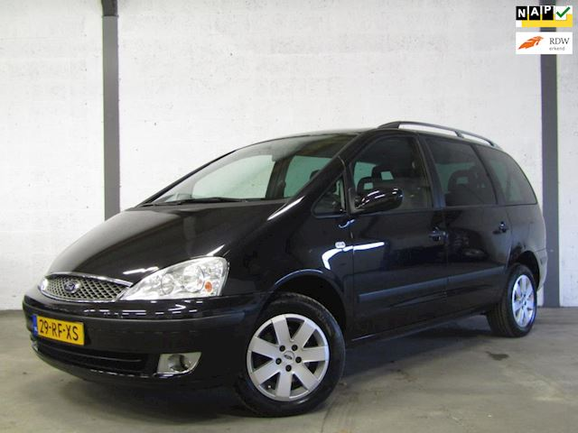 Ford Galaxy 2.3-16V Futura AUT, 7 Pers, Clima, Cruise, Nette Staat !!