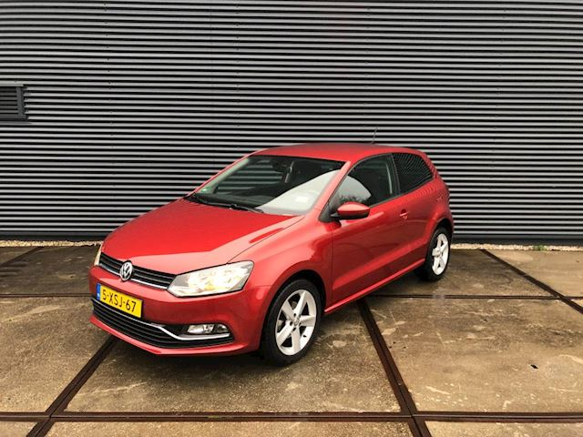 Volkswagen Polo 1.4 TDI Highline NAVIGATIE/CLIMA/PDC/CAMERA