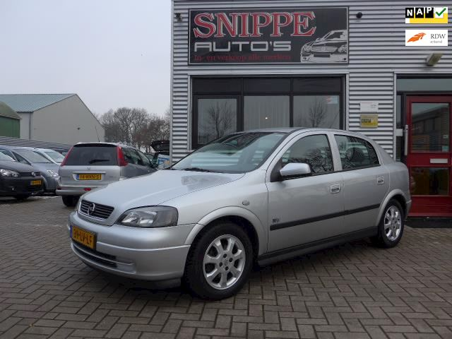 Opel Astra 1.6 Njoy -161409KM-AIRCO-CRUISE-AUTOMAAT-TREKHAAK-