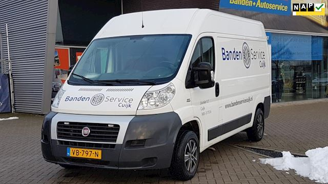 Fiat Ducato 33 2.2 MultiJet MH2 Gran Volume DC Airco , Safety Lights, Camera, 3p , Lage km-stand .........