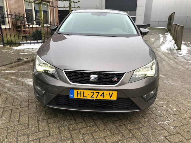 Seat Leon 1.4 EcoTSI FR Connect LED NAVI achteruitrij camera