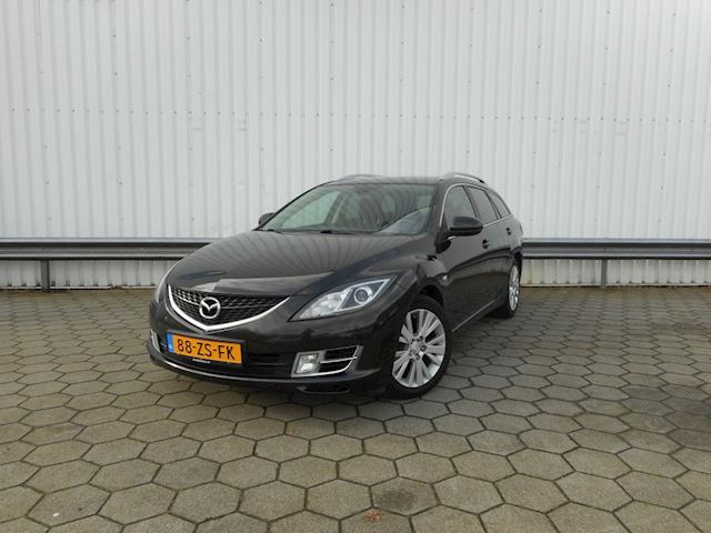 Mazda 6 2.0 CiTD Business Plus roetf.