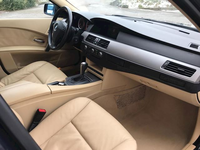 BMW 5-serie 530i Executive Leer xenon navi