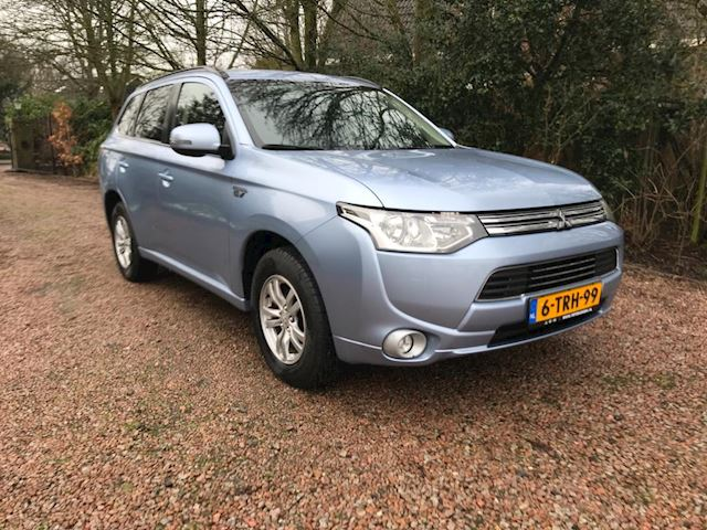 Mitsubishi Outlander 2.0 PHEV Business Edition incl. BTW