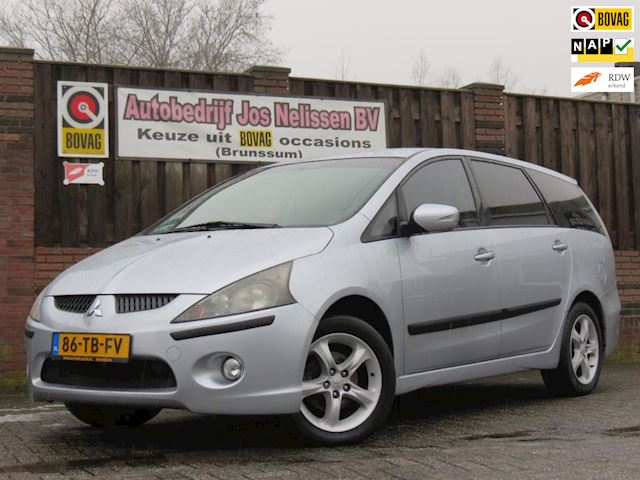 Mitsubishi Grandis 2.4-16V Intense  CRUISE  CLIMATE CONTROL  AFN TREKHAAK  PDC