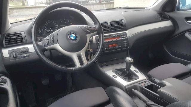 BMW 3-serie Touring 318d Executive