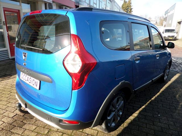 Dacia Lodgy 1.2 TCe Stepway 7p.