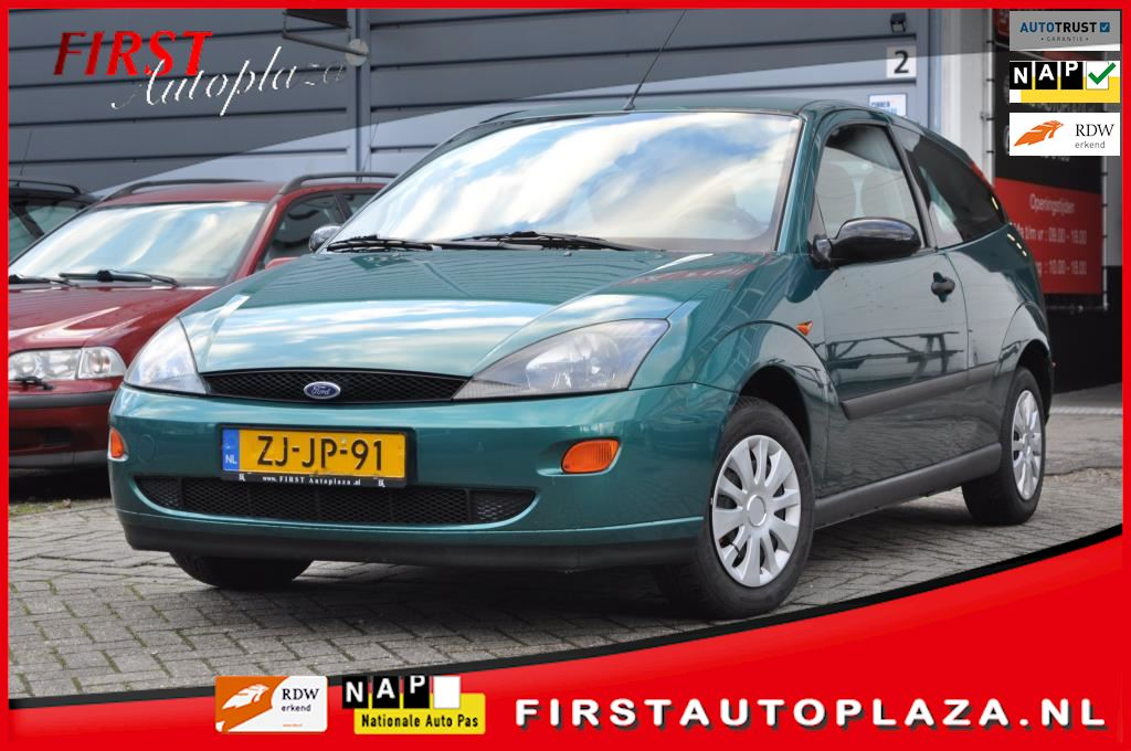 Ford Focus occasion - FIRST Autoplaza B.V.