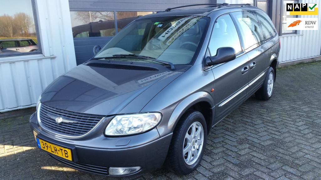 Chrysler Grand voyager occasion - RW-Automotive