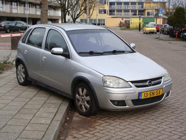 Opel Corsa 1.3 CDTI Silverline