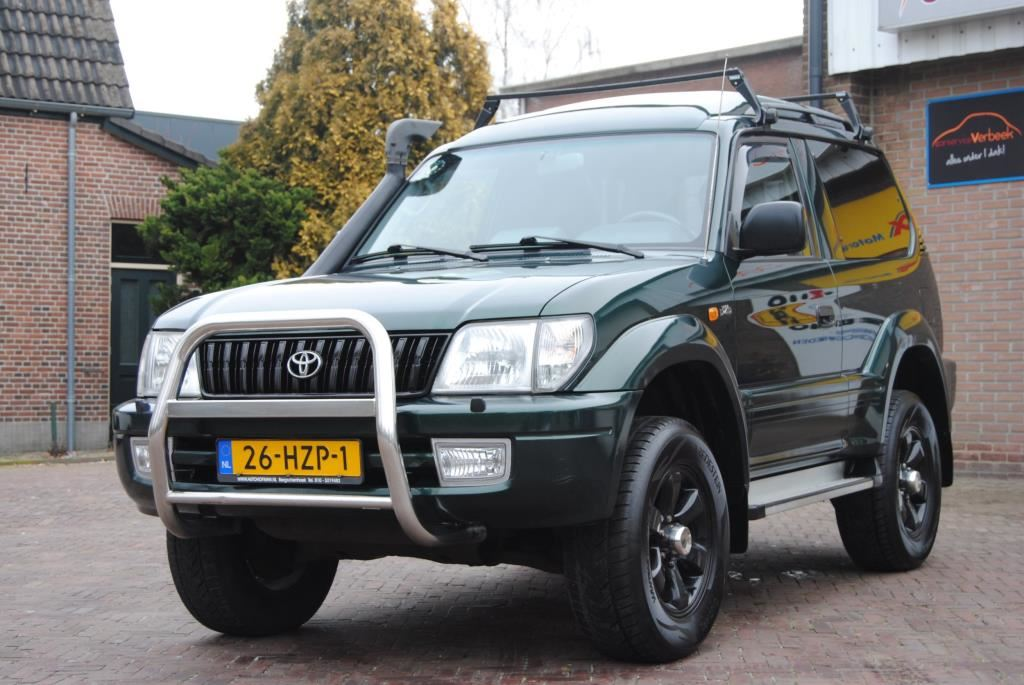 Toyota Land Cruiser 90 occasion - Carservice Verbeek