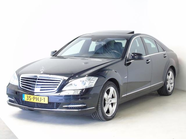 Mercedes-Benz S-klasse 350 CDI BlueEFFICIENCY Prestige Plus