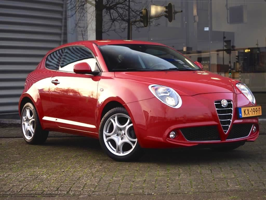 Alfa Romeo MiTo occasion - Car City Geldrop