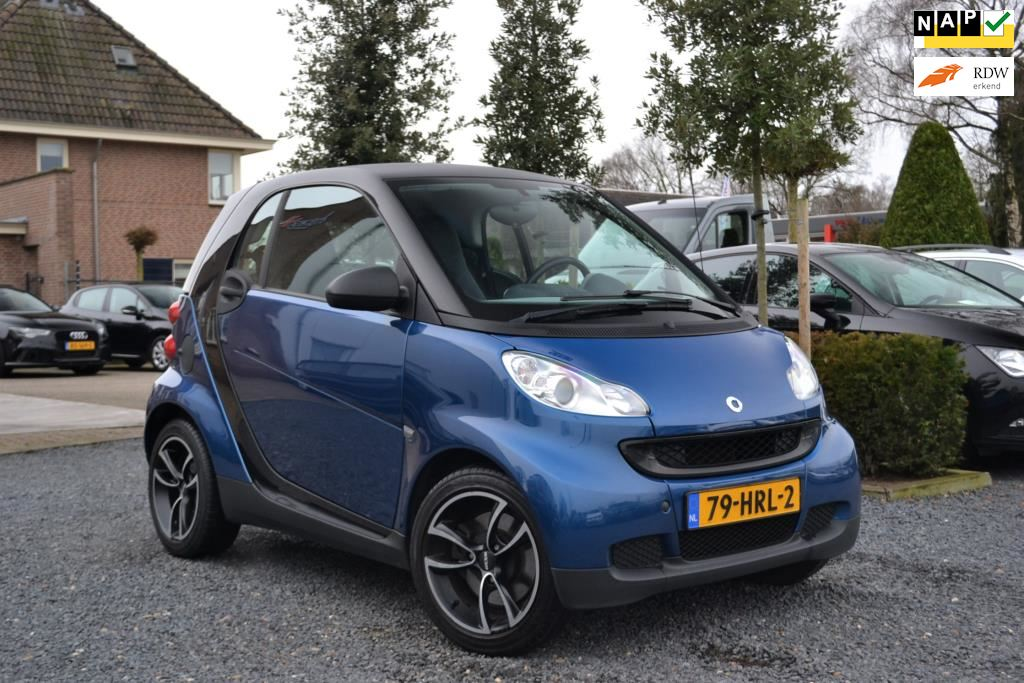 Smart Fortwo coupé occasion - Auto`s `t Harde