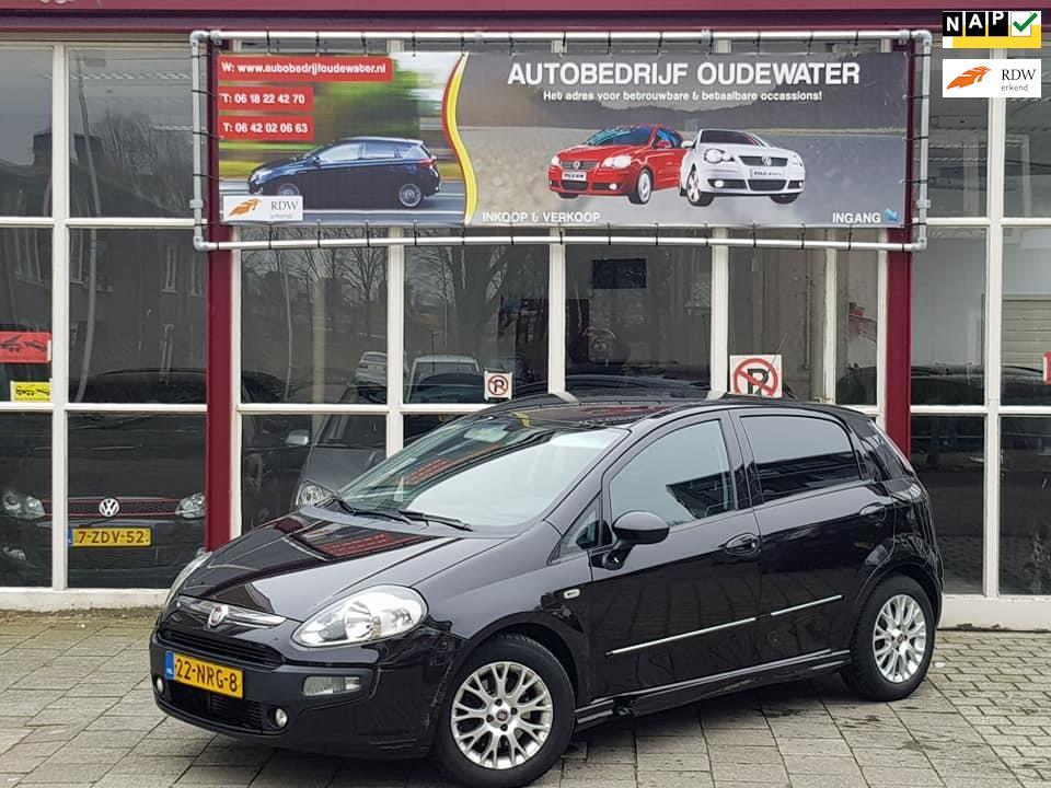 Fiat Punto Evo occasion - Autobedrijf Oudewater