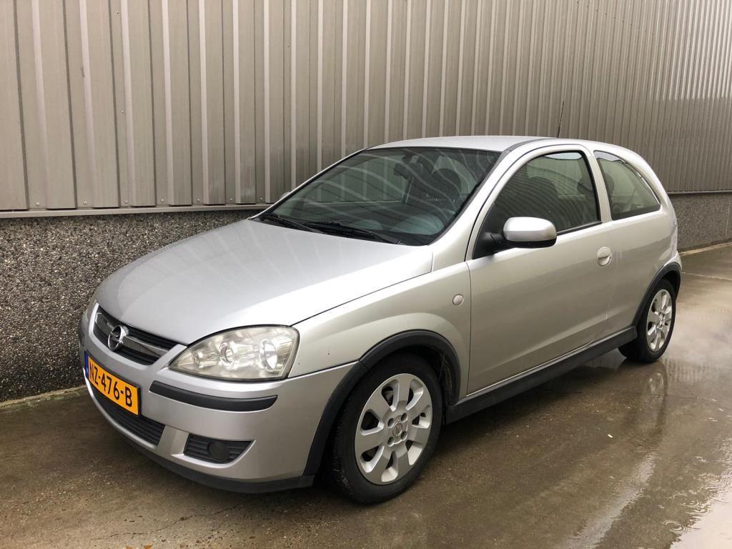 Opel Corsa occasion - Z&K Auto's