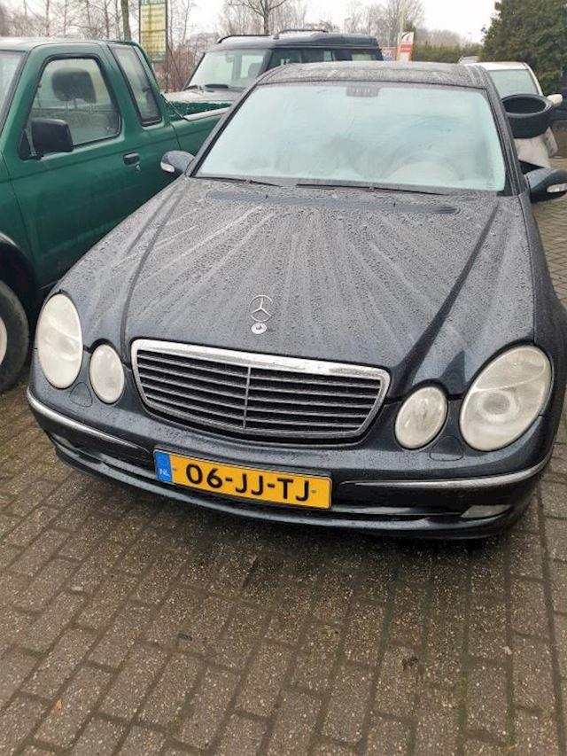 Mercedes-Benz E-klasse 500 Elegance