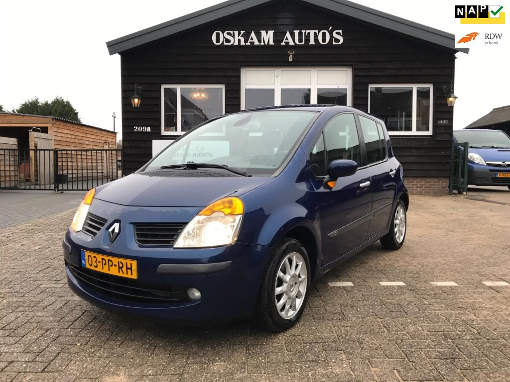 Renault Modus occasion - Oskam Auto's