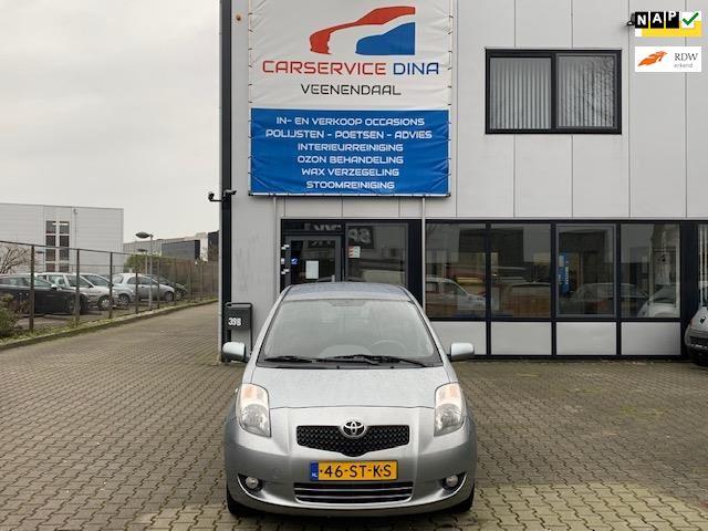Toyota Yaris occasion - Dina Carservice