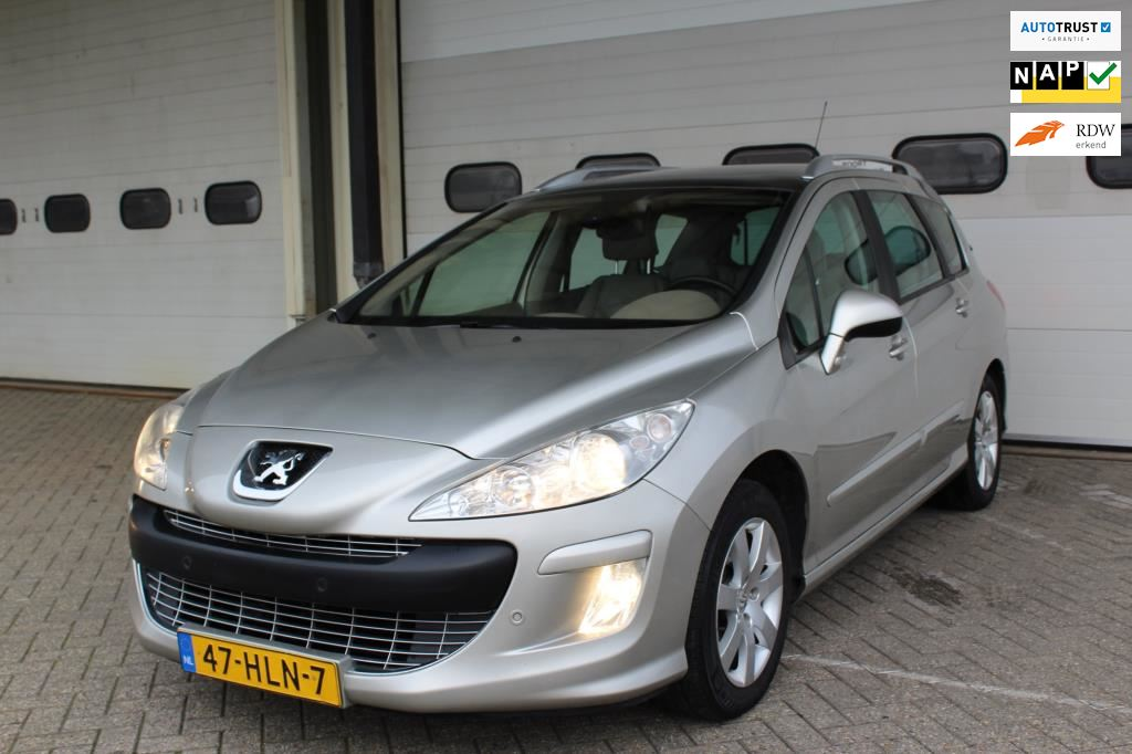 Peugeot 308 occasion - DAAN Automotive