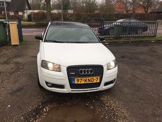 Audi A3 Sportback 2.0 TDI Attraction 125 kw