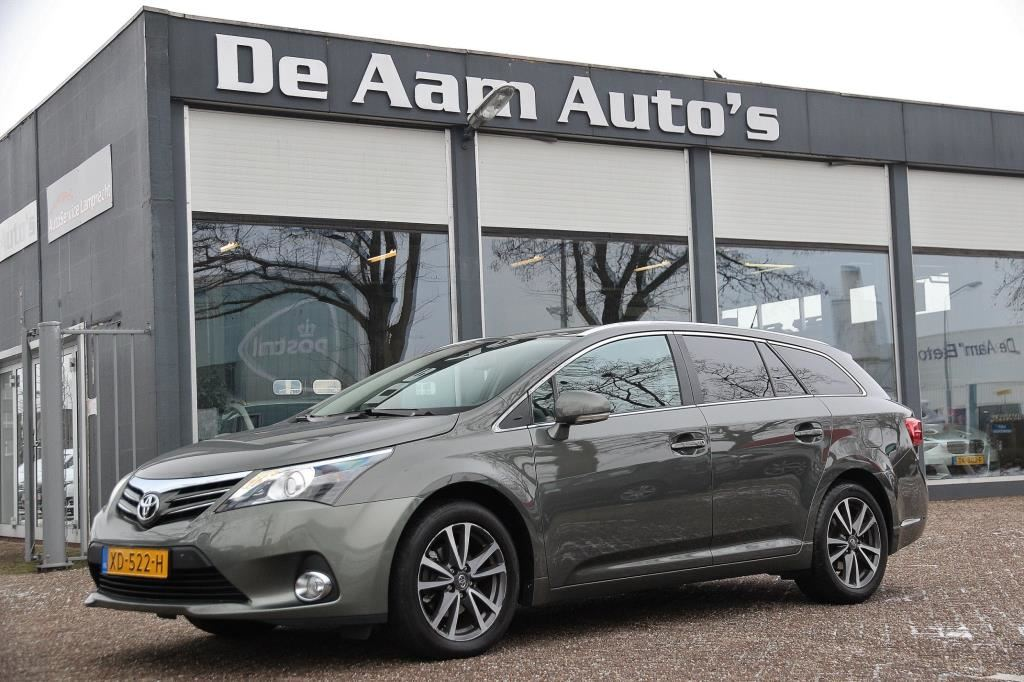 Toyota Avensis Wagon occasion - De Aam Auto's