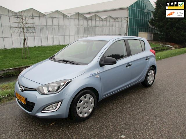 Hyundai I20 1.2i Business Edition 5 Drs met Airco