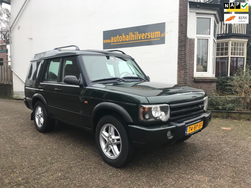 Land Rover Discovery occasion - Autohal Hilversum