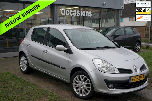 Renault Clio 1.2-16V Collection Airco/El.ramen/NAP/APK/DealerOnderhouden