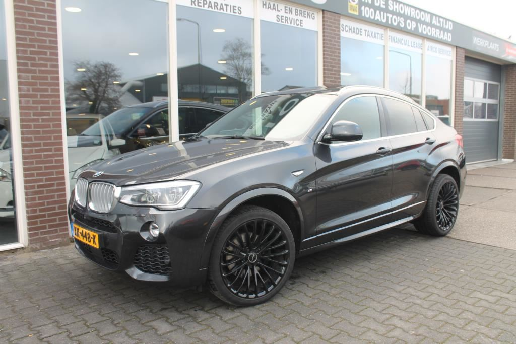 BMW X4 occasion - Cathy Dealer Occasions