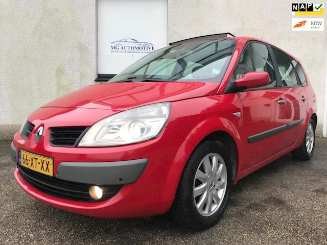 Renault Grand Scénic 2.0-16V Dynamique 7p. PANORAMA LPG