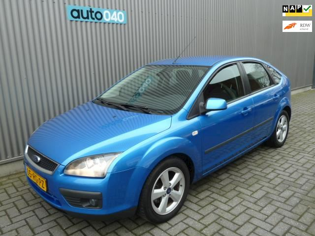Ford Focus 1.6-16V First Edition /Airco/Audio/LMV/1e eig.