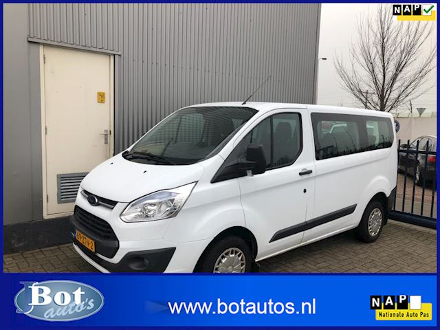 Ford Transit Custom occasion - Bot Auto's