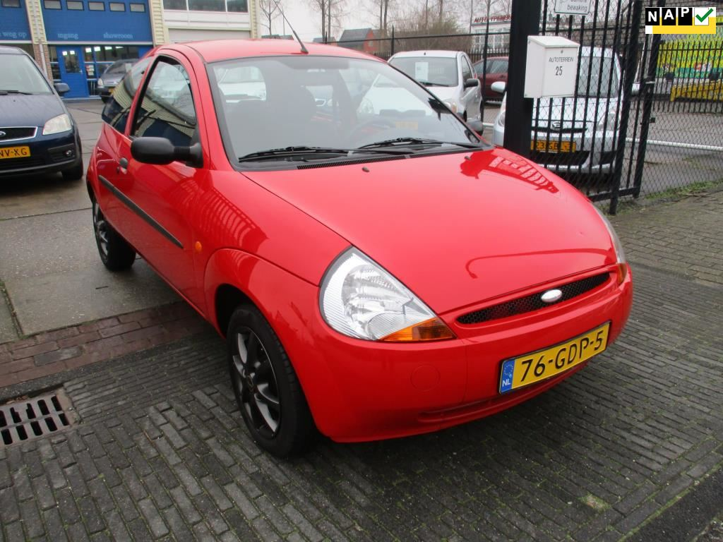 Ford Ka occasion - Het Autoterrein