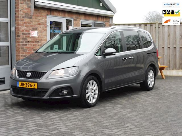 Seat Alhambra 2.0 TDI Style Business AUTOMAAT 7 PERSOONS