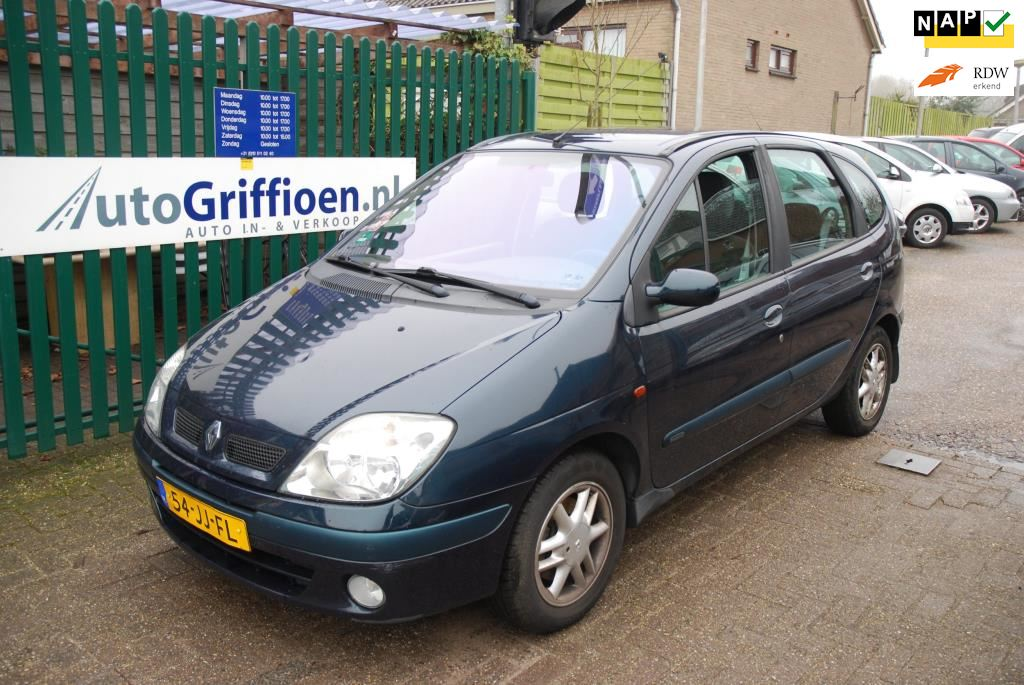 Renault Scénic occasion - Auto Griffioen B.V.