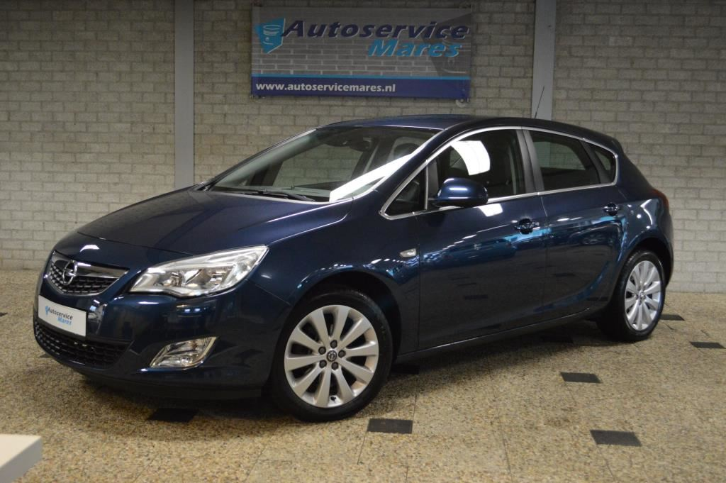 Opel Astra occasion - Autoservice Mares