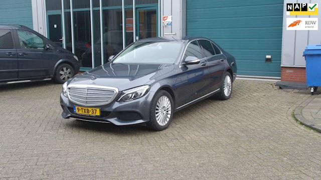 Mercedes-Benz C-klasse 220 CDI Ambition ( Incl. BTW )