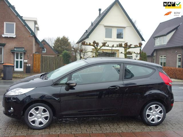 Ford Fiesta 1.25 Limited Ford Fiesta 1.25 Limited NAP !