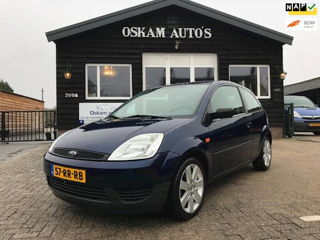 Ford Fiesta 1.3 Style 87.684 km !!