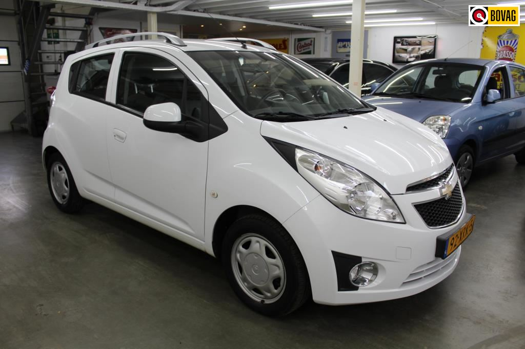 Chevrolet Spark occasion - Auto Weis