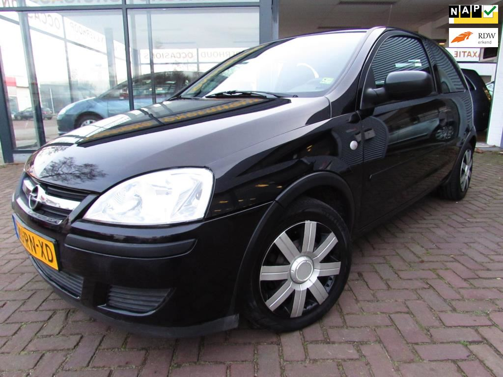 Opel Corsa occasion - D&M Cars