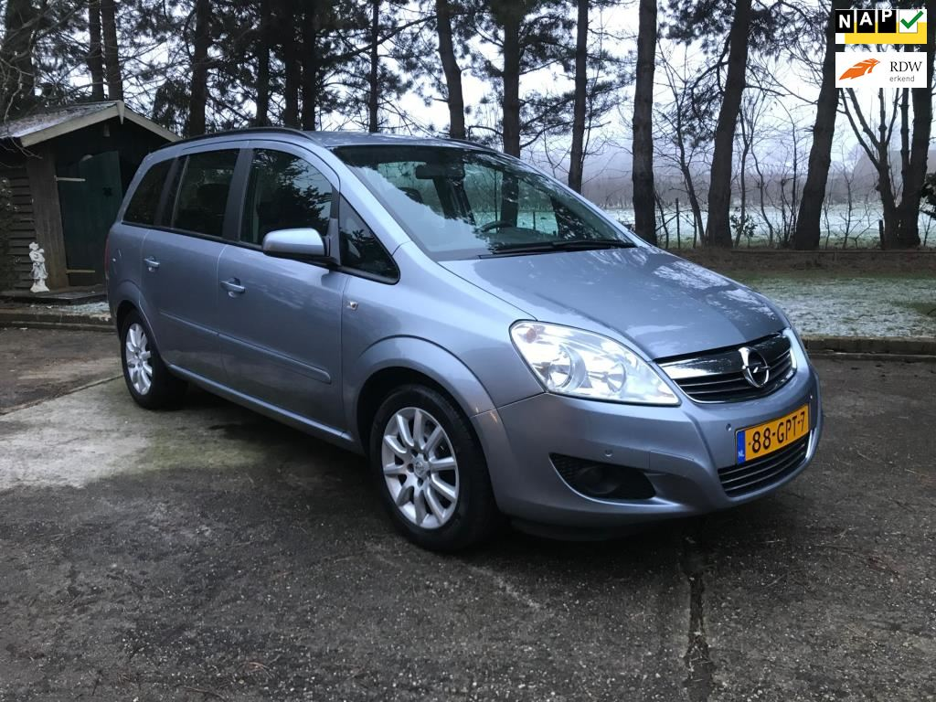 Opel Zafira occasion - Autobedrijf Kerkri