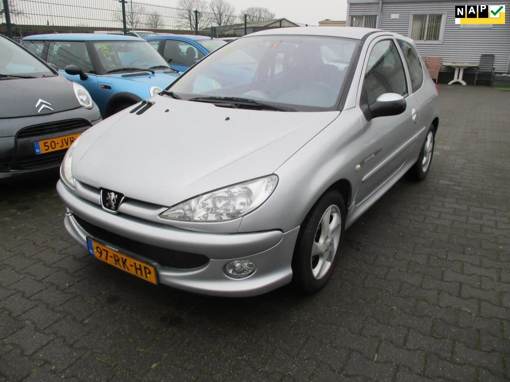 Peugeot 206 occasion - Harry Jakab Auto's