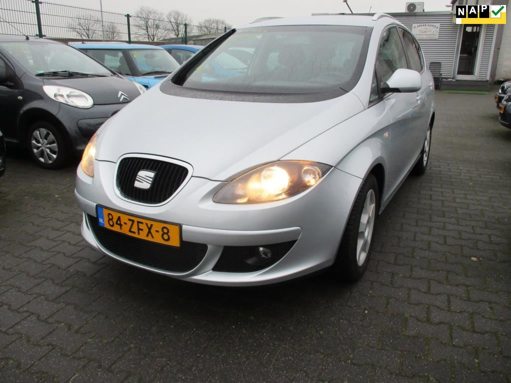 Seat Altea XL occasion - Harry Jakab Auto's