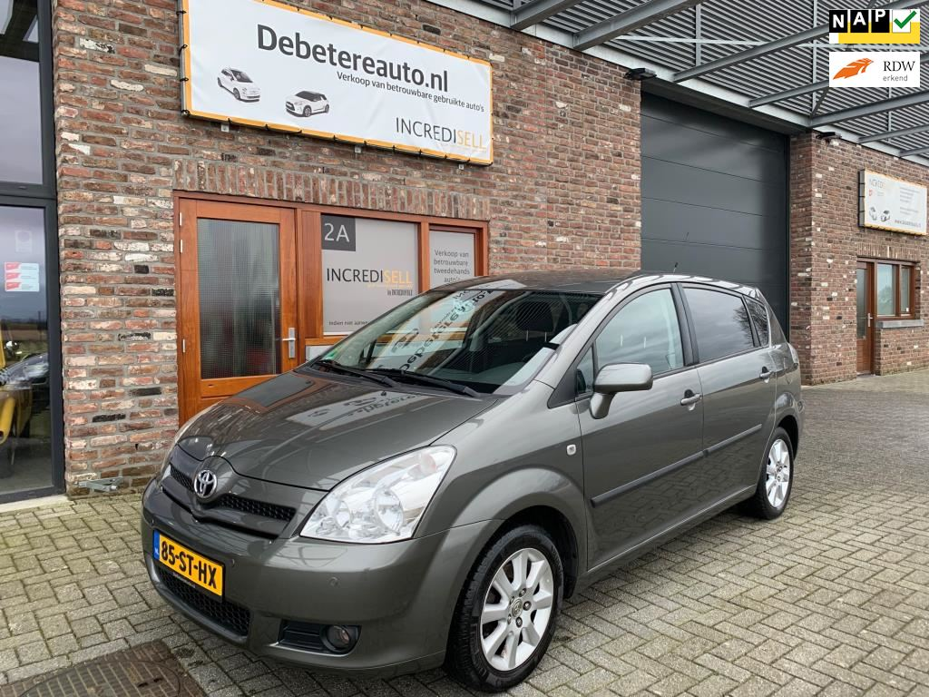 Toyota Verso occasion - Incredisell Occasions