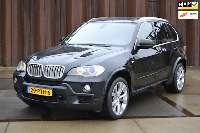 BMW X5 3.5d High Executive 7p, Soft-Close, Keyless-go, Pano, Head-Up, DVD, Camera, Xenon, PTS, Standkachel,