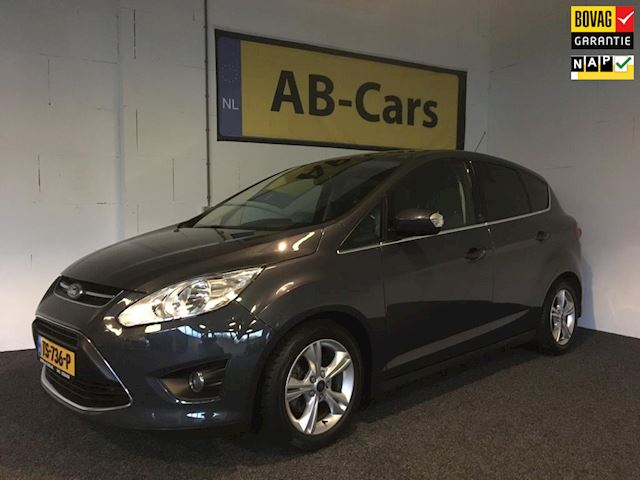 Ford C-MAX 1.6 Ti-VCT 125PK Champions League Edition