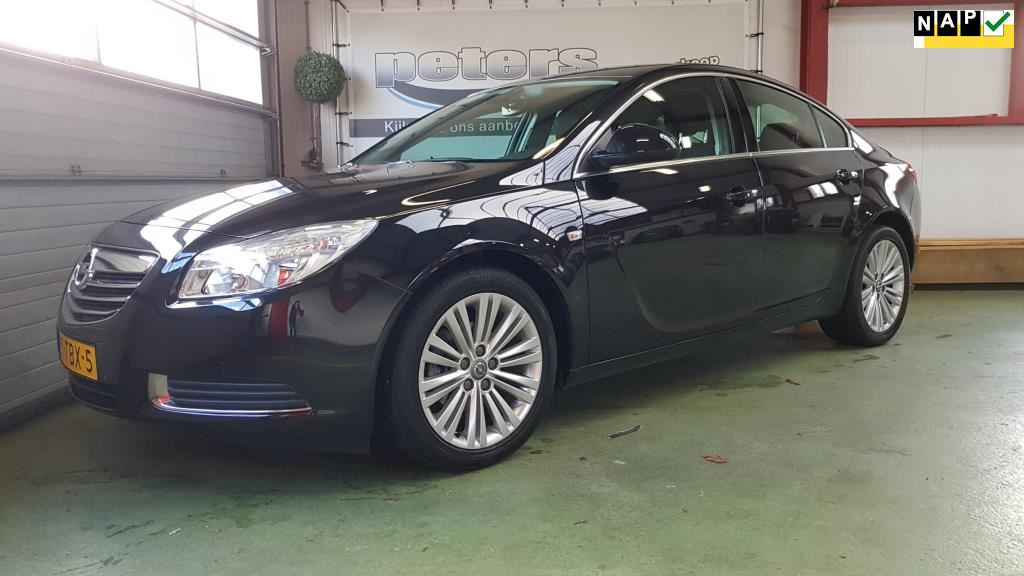 Opel Insignia occasion - Peters Auto's